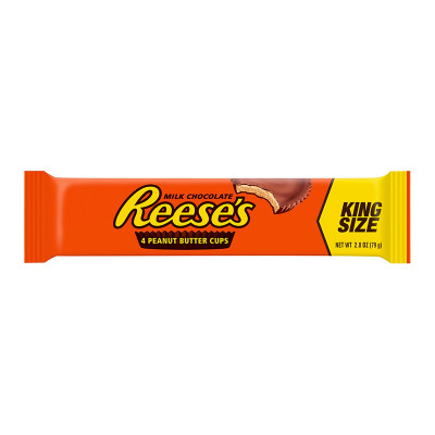 Reeses Peanut Butter Cup King Size 79 g