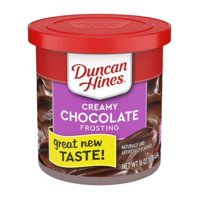 Duncan Hines Creamy Chocolate Frosting 454 g