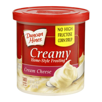 Duncan Hines Cream Cheese Frosting 454 g