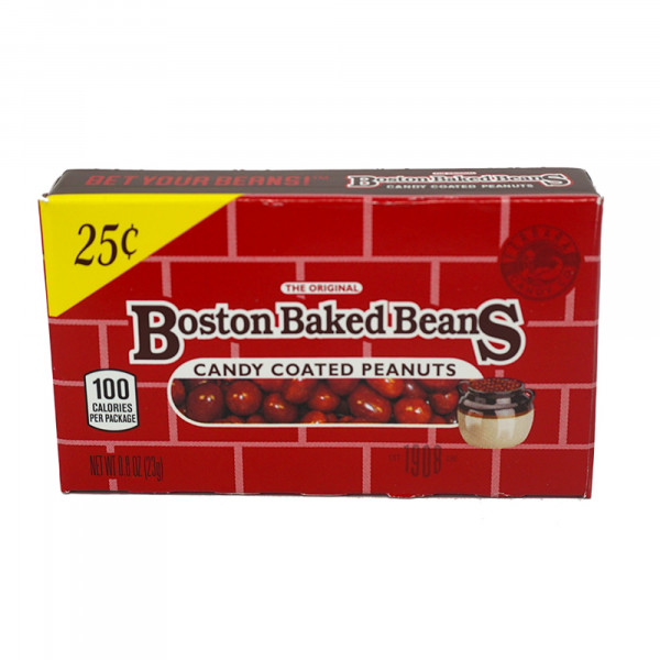 detail Boston Baked Beans 23 g