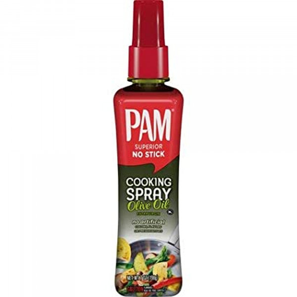 detail Pam Cooking Spray Olive Oil 198 g